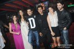 Shweta Pandit, Monica Dogra, Vinay Virmani, Vikram Jiiva, Isha Sharwani And Neil Nitin Mukesh At David Music Launch