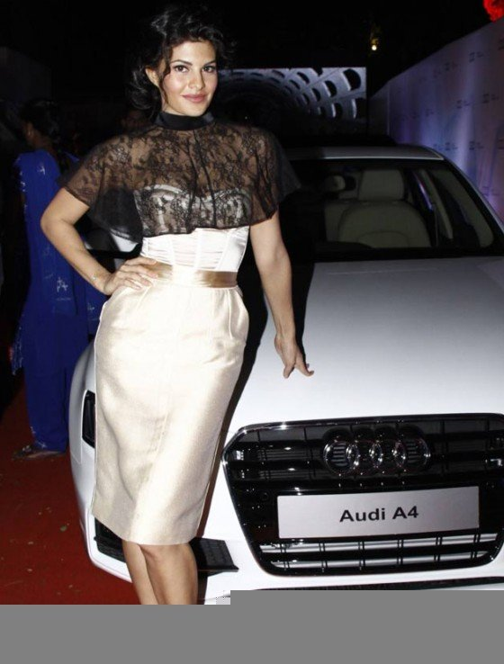 Sizzling Jacqueline Fernandez at AUDI's New Showroom Launch Party Pic 1