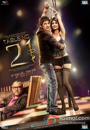 Table No. 21 Review (Table No. 21 Movie Poster)
