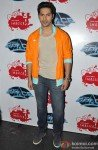Varun Dhawan at the launch of India's first dark roller coaster ride