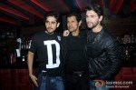 Vinay Virmani, Vikram Jiiva, Neil Nitin Mukesh At David Music Launch
