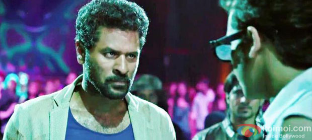 Prabhu Deva in a still from ABCD – Any Body Can Dance Movie