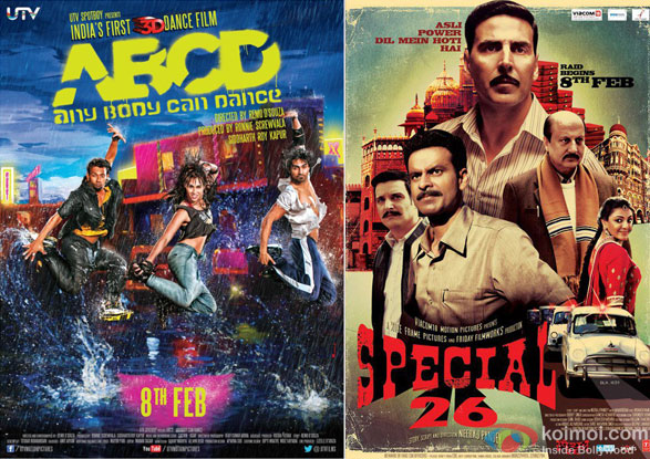 ABCD - Any Body Can Dance and Special Chabbis (26) Movie Poster