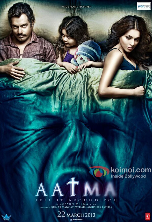 Aatma Movie First Look Poster