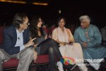 Alyque Padamsee, Shabana Azmi, Javed Akhtar at a event organised by Mumbai Police to discuss Rights on Womens Voilance