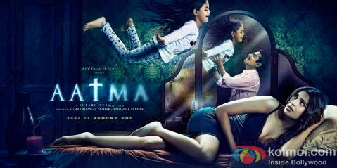 Bipasha Basu and Nawazuddin Siddiqui starrer Aatma Movie Poster