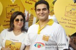 Farah Khan And Arbaaz Khan at the Shiksha Event