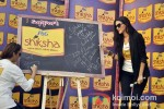Huma Qureshi And Neha Dhupia at the Shiksha Event