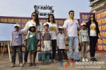 Huma Qureshi, Farah Khan, Arbaaz Khan And Neha Dhupia at the Shiksha Event Pic 3