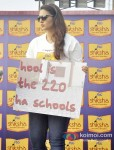 Huma Qureshi at the Shiksha Event Pic 1