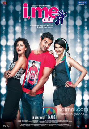 I Me Aur Main Review (I Me Aur Main Movie Poster)
