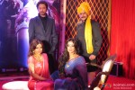 Irrfan Khan, Jimmy Shergill, Soha Ali Khan and Mahie Gill At First Look Launch of 'Saheb Biwi Aur Gangster Returns' Pic 2