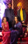 Irrfan Khan, Jimmy Shergill, Soha Ali Khan and Mahie Gill At First Look Launch of 'Saheb Biwi Aur Gangster Returns' Pic 1