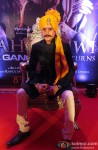 Jimmy Shergill At First Look Launch of 'Saheb Biwi Aur Gangster Returns' Pic 1