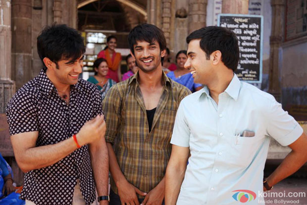 Kai Po Che Review (Kai Po Che Movie Stills)