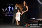 Nawazuddin Siddiqui And Bipasha Basu At 'Aatma' Trailer Launch Event Pic 2