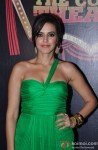 Neha Dhupia on the sets of Nautanki The Comedy Theatre Show