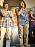 Ram Gopal Varma And Nana Patekar at the music launch of RGV's The Attacks of 26/11 Pic 3