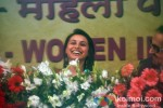 Rani Mukerji at a event organised by Mumbai Police to discuss Rights on Womens Voilance