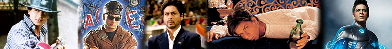 Shah Rukh Khan Filmometer Photos