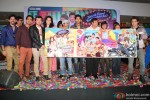 Siddharth, Divyendu Sharma, Taapsee Pannu, David Dhawan and Ali Zafar at Music Launch of Film Chashme Baddoor