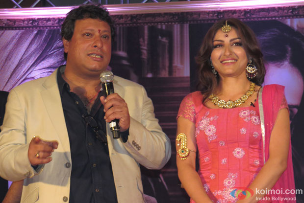 Tigmanshu Dhulia and Soha Ali Khan
