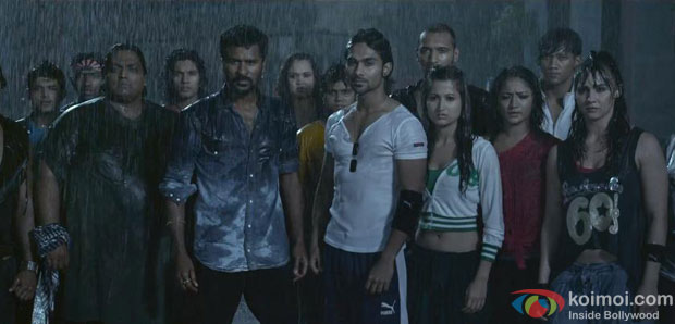 Still from ABCD - Any Body Can Dance Movie