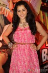Taapsee Pannu at Music Launch of Film Chashme Baddoor Pic 1
