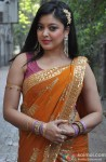 Tanushree Dutta on the sets of Hum Ne Li Hai Shapath Serial