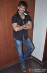 Vivek Oberoi poses during the promotion of film Jayantabhai Ki Luv Story