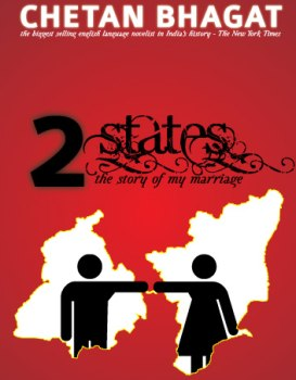 Chetan Bhagat's 2 States Story Marriage Book