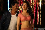 Ajay Devgn and Tamannaah in Himmatwala Movie Stills Pic 3