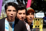 Ali Zafar, Divyendu Sharma and Siddharth in Chashme Baddoor Movie Stills