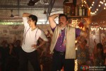 Ali Zafar and Rishi Kapoor in Chashme Baddoor Movie Stills Pic 1