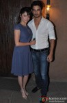 Ankita Lokhande and Sushant Singh Rajput at Kai Po Che! Success Bash