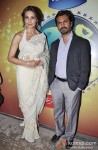 Bipasha Basu And Nawazuddin Siddiqui promote 'Aatma' Movie on the sets of 'Nach Baliye 5'