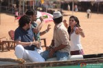 Divyendu Sharma, Ali Zafar, Siddharth and Taapsee Pannu in Chashme Baddoor Movie Stills