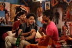 Divyendu Sharma, Ali Zafar and Siddharth in Chashme Baddoor Movie Stills Pic 5