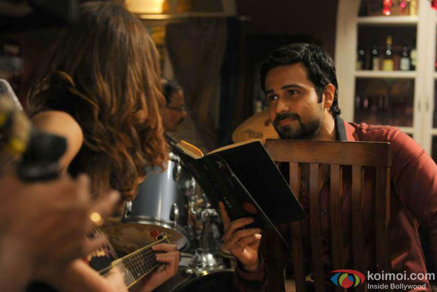 Emraan Hashmi in Yaaram song in Ek Thi Daayan Movie Stills