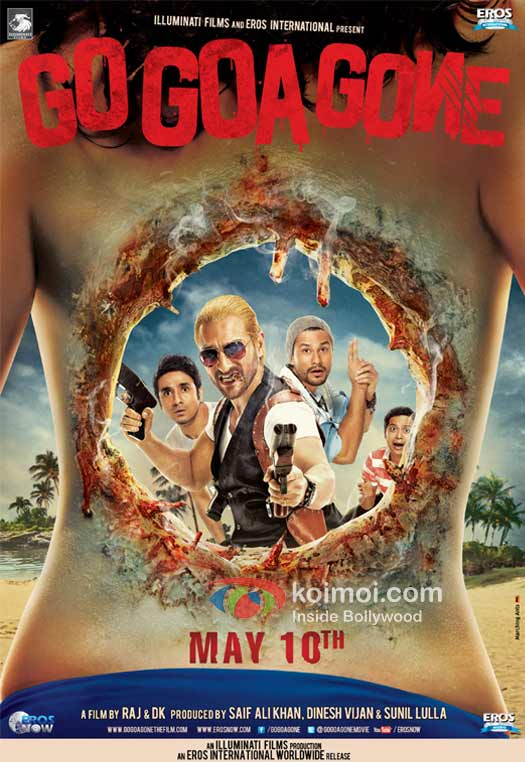 Go Goa Gone's First Look