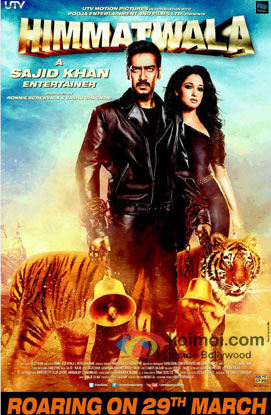 Himmatwala Review (Himmatwala Movie Poster)