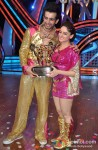 Jay And Mahi On Grand finale of Nach Baliye 5 Pic 3