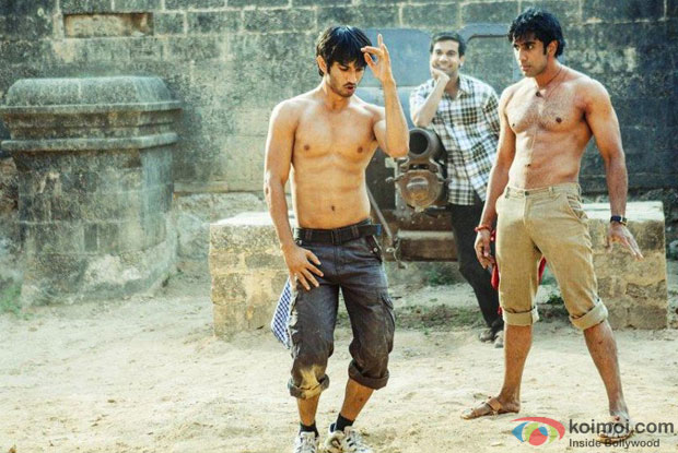 Still from Kai Po Che Movie
