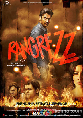 Rangrezz Review (Rangrezz Movie Poster)