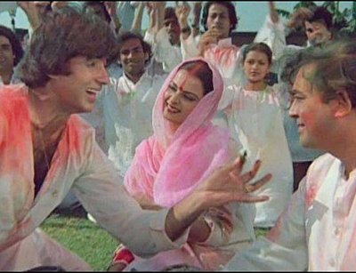 Still from Silsila Movie