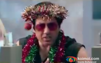 Sunny Deol In I Love New Year Movie Stils