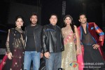 Tamannaah Bhatia, Ajay Devgan, Sajid Khan, Shilpa Shetty, Terence Lewis Promote 'Himmatwala' Movie on Grand finale of Nach Baliye 5