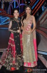 Tamannaah Bhatia And Shilpa Shetty Promote 'Himmatwala' Movie on Grand finale of Nach Baliye 5