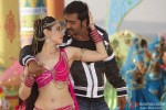 Tamannaah and Ajay Devgn in Himmatwala Movie Stills Pic 1