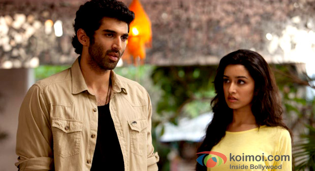 Aditya Roy Kapur And Shradha Kapoor in Aashiqui 2 Movie Stills